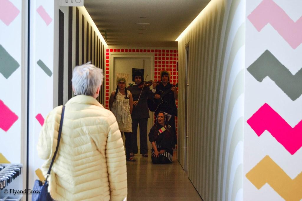 Exposición Martin Creed en Centro Botín