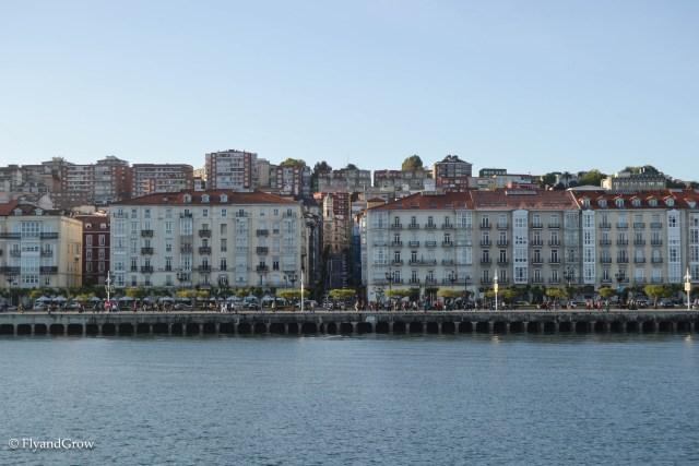 Edificios de Santander