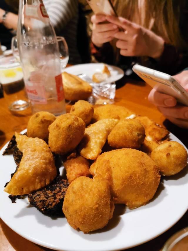 Comida típica de Santander