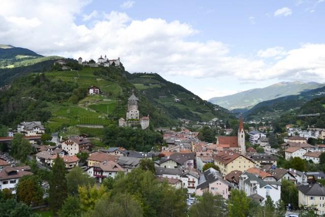 Panorama de Chiusa