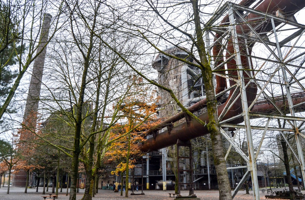 Landschaftspark Duisburgo
