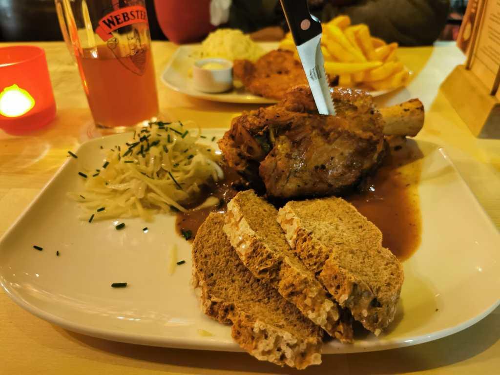Comer en Duisburg