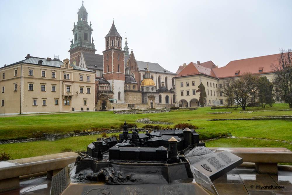 Colina de Wawel, Cracovia