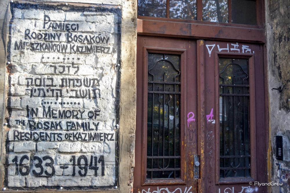 Memorial conmemoran a los habitantes de la casa