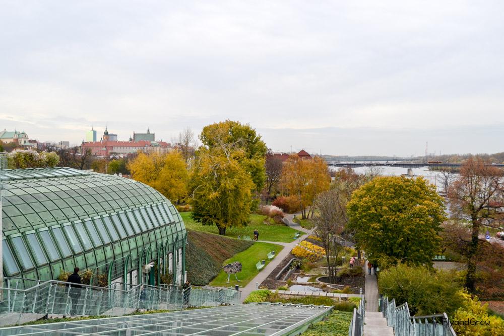 biblioteca de Varsovia