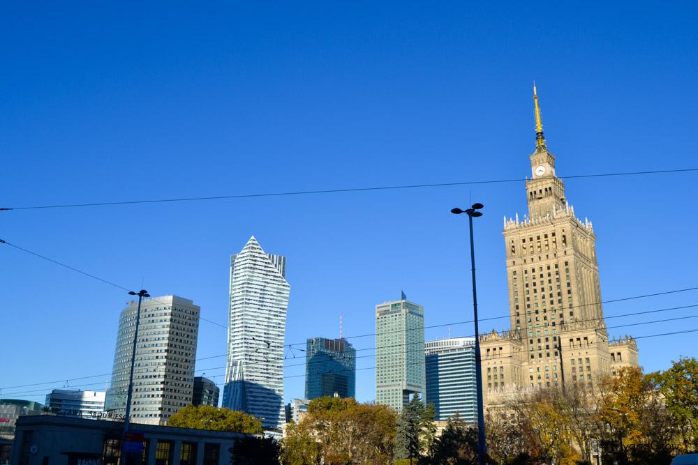 Itinerario turístico Polonia