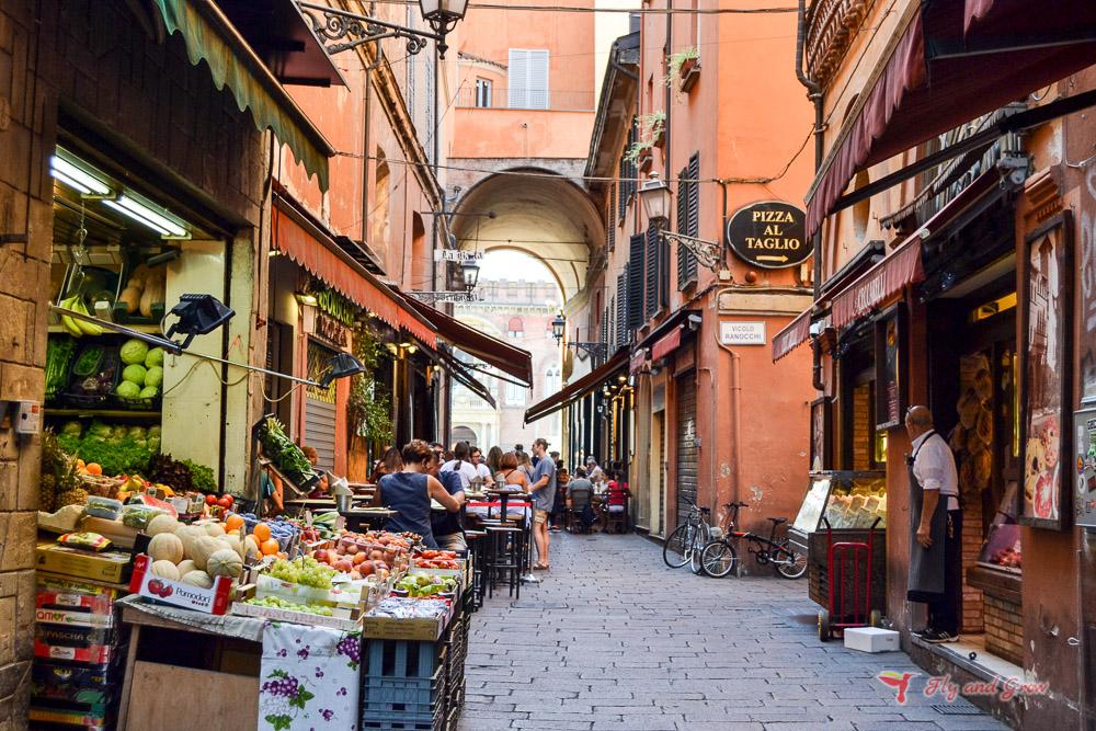 ruta de 5 días en Emilia Romagna