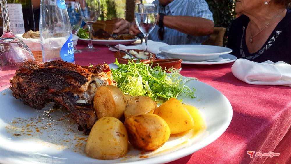 donde comer en Valldemossa