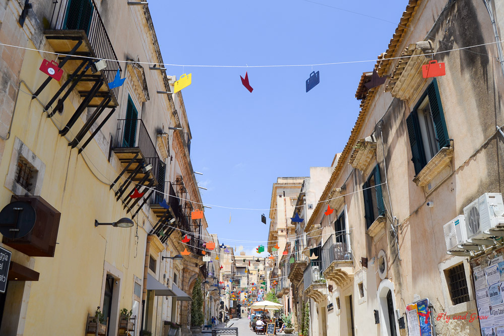 Ruta por Sicilia Oriental