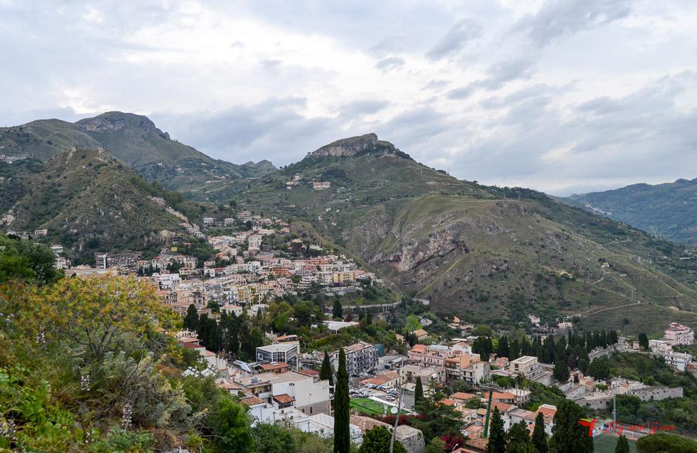 Vistas de Taormina