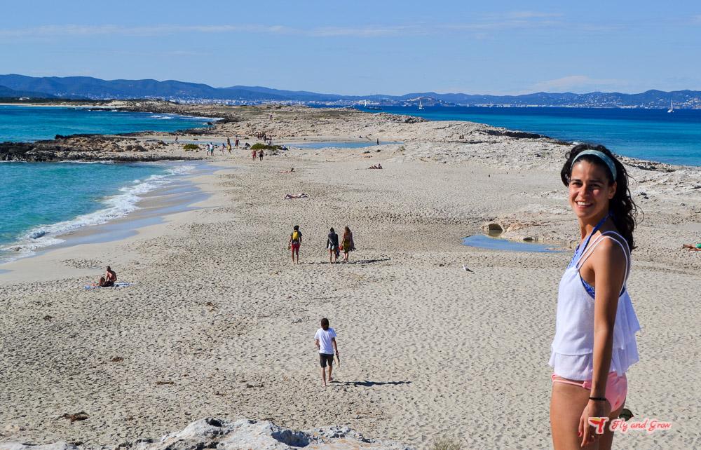 Illetas Formentera