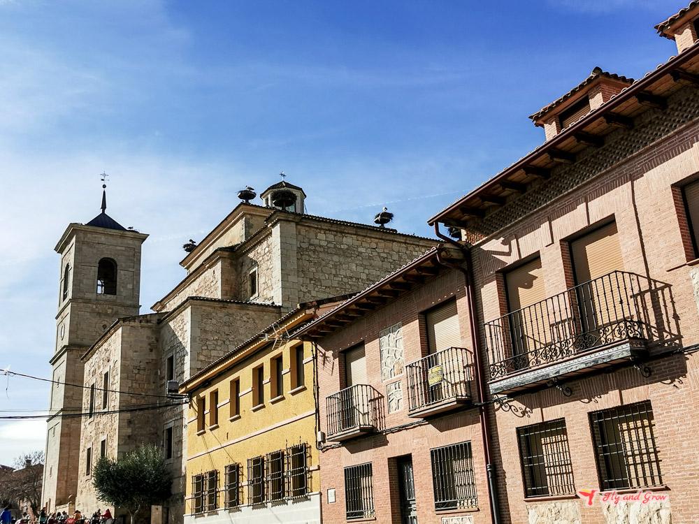Visita a Uceda, en Guadalajara