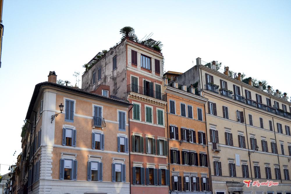 que ver Roma 3 días