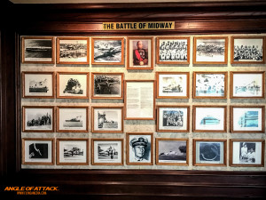 Just some of the history inside Proud Bird.