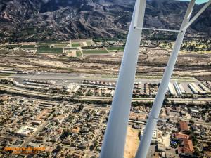 Santa Paula Airport in California