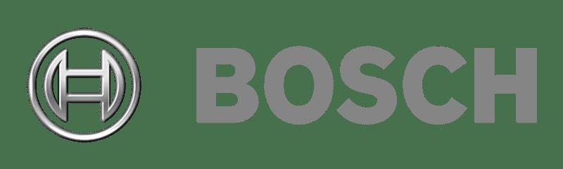 Bosch logo grayscale