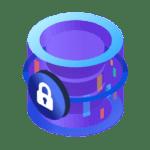 Secure data management vector
