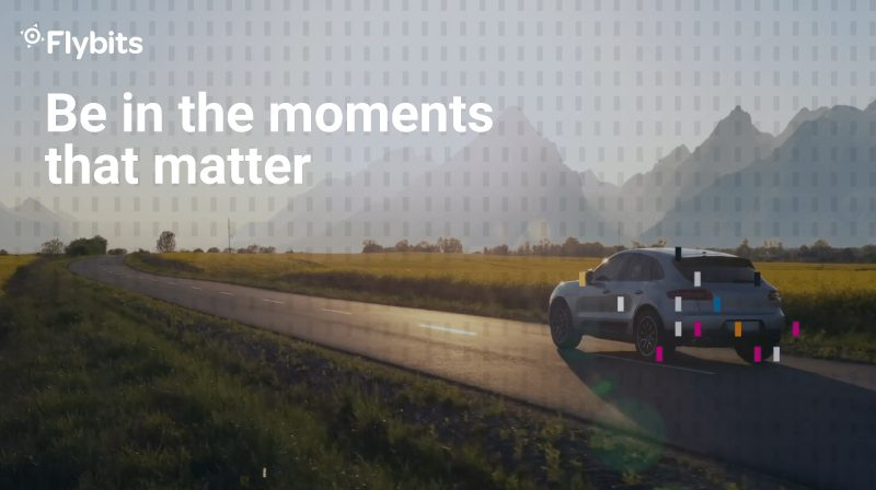 Be in the moments that matter