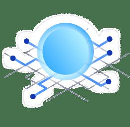 Partners technology vector