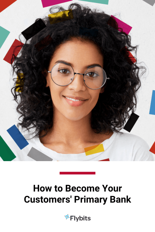 Ebook Cover - How to become your customers primary bank