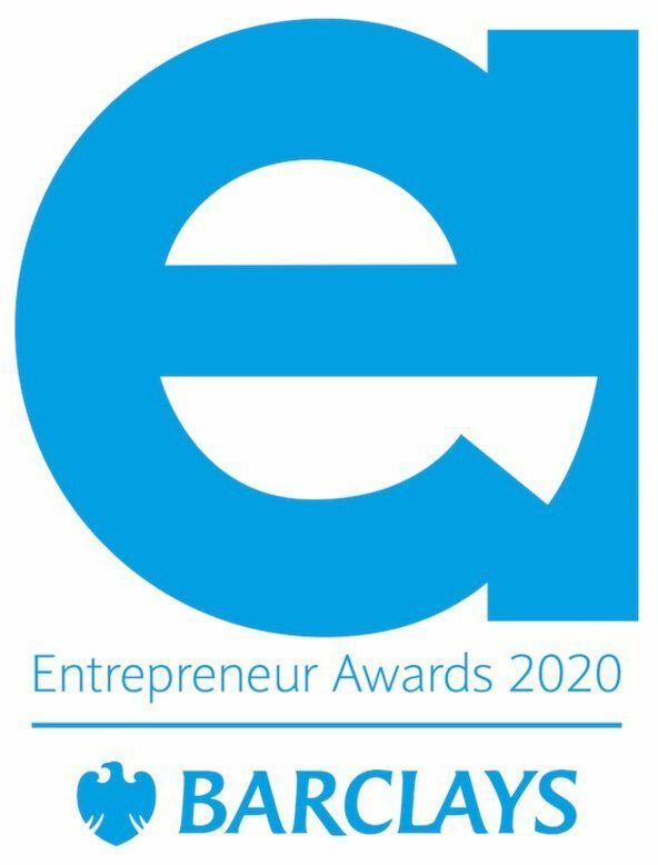 Entrepeneurship awards barclays logo
