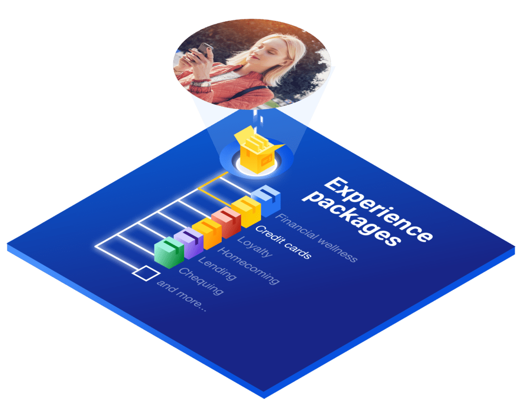 Diagram of Experience Packages