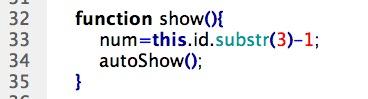 JavaScript 程式設計  - Javascript 教學 - 輪播式廣告 - 111