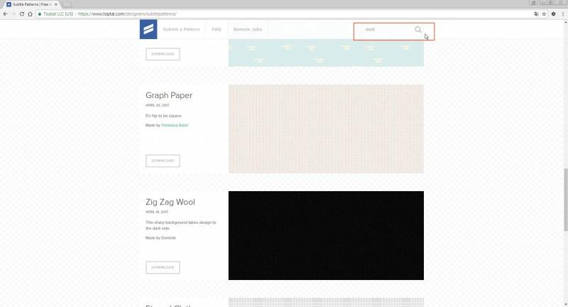 首頁右上方:關鍵字搜尋功能