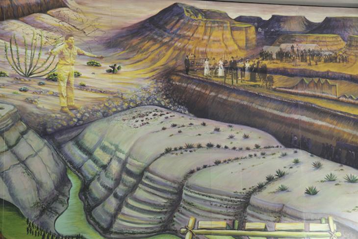 La Memoria De Nuestra Tierra Denver International Airport