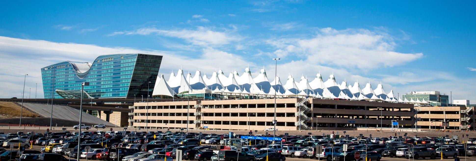 Parking Lots Denver International Airport