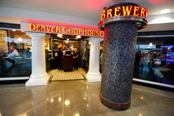 Denver Chophouse  Denver International Airport