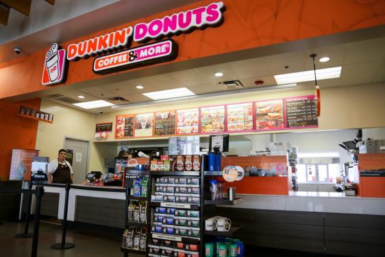 Dunkin Donuts Denver International Airport