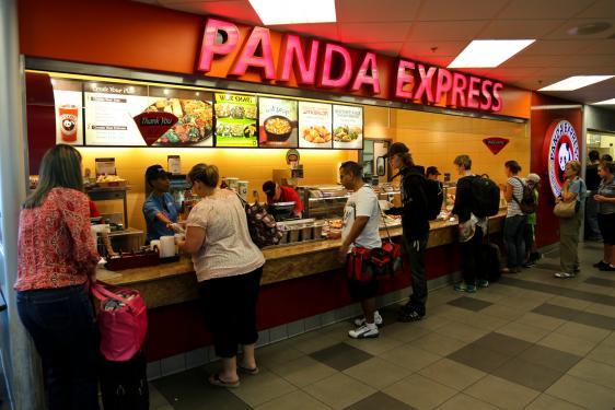 Panda Express Denver International Airport