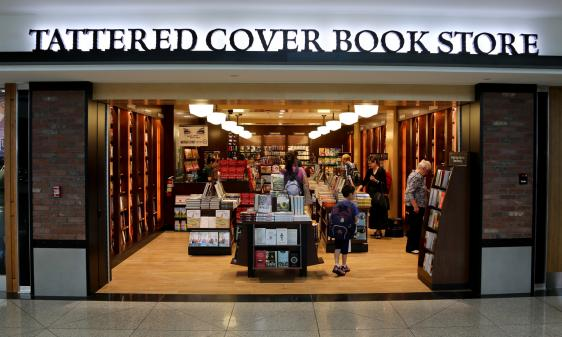 Tattered Cover Book Store Denver International Airport