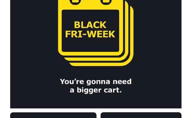 Ikea Black Friday Cute766