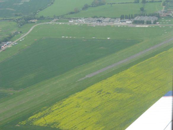 Stapleford runway