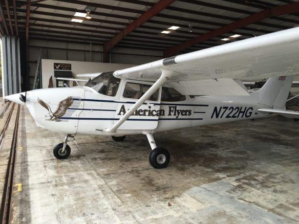 Cessna 172 American Flyers