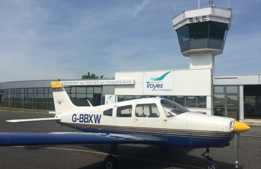 FlyerDavidUK – UK Instrument Rated Private Pilot and