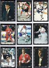 ERIC LINDROS PINNACLE BY SCORE EXCLUSIVE 30 CARD SET ROAD TO THE NHL