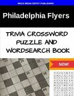 NEW Philadelphia Flyers Trivia Crossword Puzzle and Word Search Book