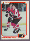 1981 82 O Pee Chee OPC Hockey Bill Barber 247 Philadelphia Flyers NM MT