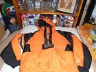 PHILADELPHIA FLYERS VINTAGE WINTER JACKET YOUTH LARGE 14 16 IN GOOD CONDITION