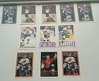 Martin Brodeur Eric Lindros Rookie Hockey cards plus 3 Gretzky from 1994
