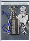 12 13 Limited Stanley Cup Winners 2 Bernie Parent On Card Autograph 10 99