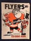 Philadelphia Flyers Stanley Cup Champs 1974 Coloring Book