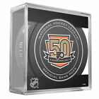 Philadelphia Flyers 50th Anniversary 2016 17 Sherwood Official NHL Game Puck
