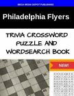 NEW Philadelphia Flyers Trivia Crossword Puzzle and Word Search Book by Mega Med