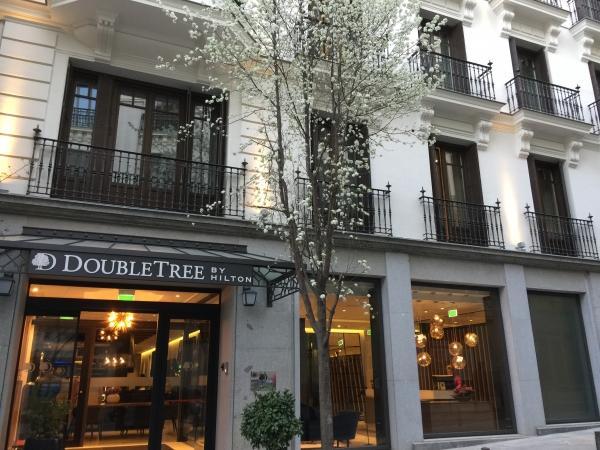 Doubletree By Hilton Hotel Madrid Prado Hotel Reviews