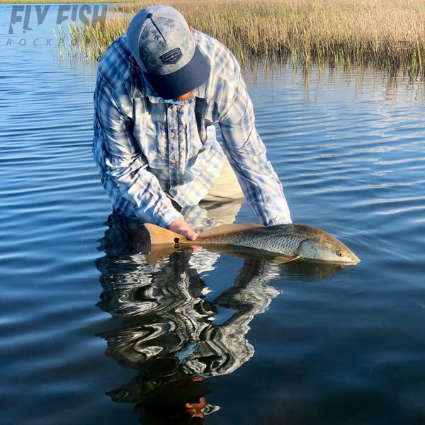 Fall Fly Fishing in Rockport Texas