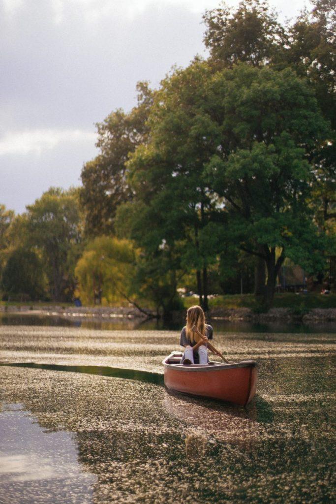 Canoe Saskatchewan